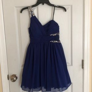 Dresses & Skirts - ROYAL BLUE HOMECOMING DRESS